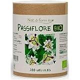 Nat&form - Passiflore Bio (200 gélules)