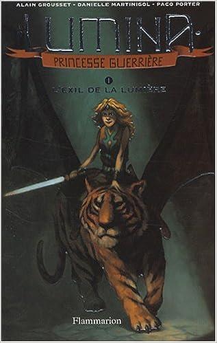 Lumina la guerrière (French Edition)
