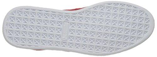 Puma Heren Mand Klassiek Kenteken Mode Sneaker Puma Wit-barbados