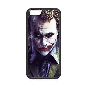 iPhone 6 4.7 Inch Cell Phone Case Black Be Serious Joker Batman Wallpaper Bdzqw