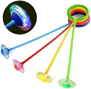 Swing Ball Spielzeug für Kinder Knöchel Skip Ball Flash Jump Ring Skip Ball