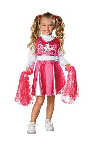 Rubie's Costume Cheerleader Champion Costume, Large - Dance Costumes Pom