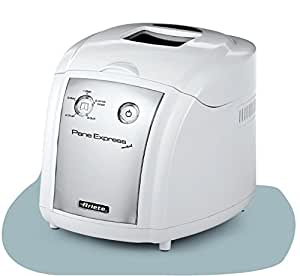 DeLonghi Ariete 125 Pane Express - Máquina para hacer pan (530 W ...