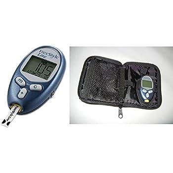 Amazon Com Abbott Freestyle Lite Blood Glucose Meter With