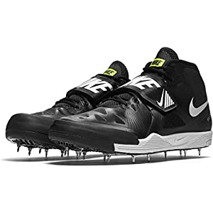 Nike Men's Zoom Javelin Elite 2 Track and Field Shoes(Black/White, 11 D(M) US)