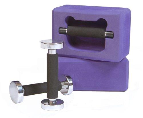 Health Mark BT23000 HD Foam Exercise Blocks