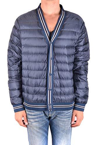 Blue Polyamide MCBI490004O Men's Montecore Jacket Down vUqETw4