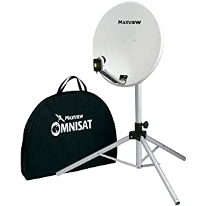 54CM PORTABLE SATELLITE KIT