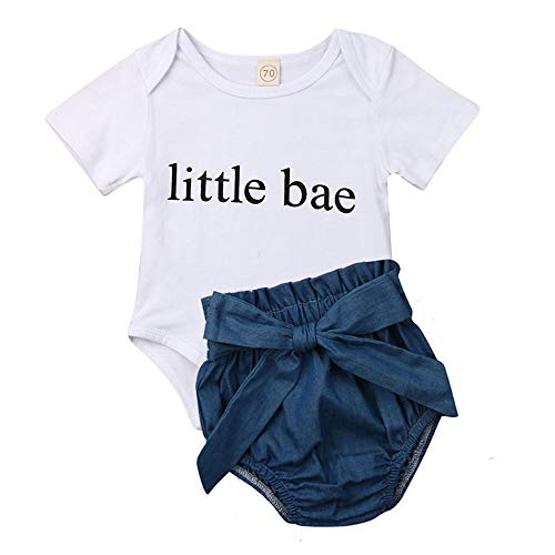 Newborn Infant Baby Girl Clothes Lace Halter Backless Jumpsuit Romper Bodysuit Sunsuit Outfits -
