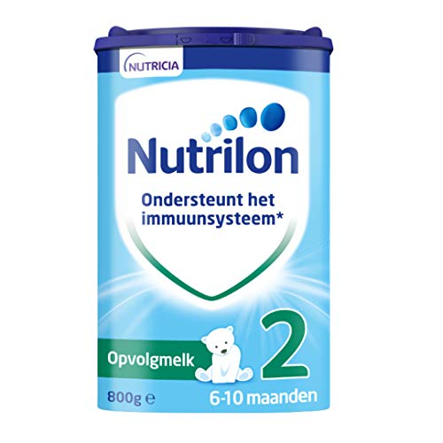 Nutrilon Opvolgmelk 2 – vanaf 6 maanden – 800 gram – Flesvoeding