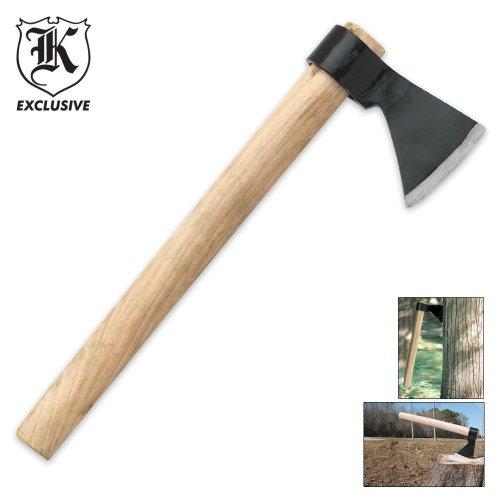 Throwing Axe Tomahawk Carbon Steel, Outdoor Stuffs