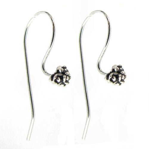 Bali Sterling Silver Connectors - 8
