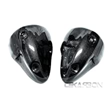 2008 - 2010 Ducati Monster 696 Carbon Fiber Exhaust Cover