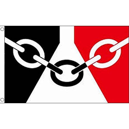 AZ FLAG BLACK COUNTRY FLAG 3' x 5' - BLACK COUNTRY FLAGS 90