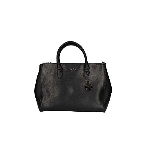 Y NOT? bolsos de las mujeres 750-M NEGRO Black