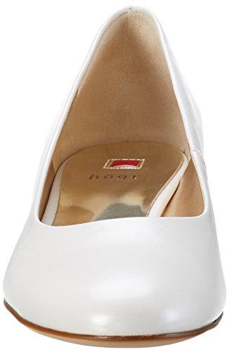 Högl 3-10 3003 0300, Scarpe con Tacco Donna Bianco (Perlweiß0300)