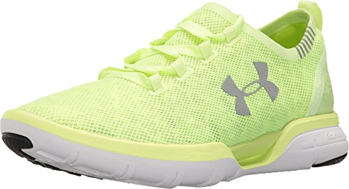 Underarmour Ua W Charged Coolswitch Run - Lime Fizz | Underarmour Ua W Prazo Cobrado Coolswitch - Fizz Cal | White, Größe #:6 Branco, Größe #: 6