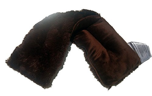 Intelex Microwavable Cozy Therapeutic Wrap, Brown by Intelex