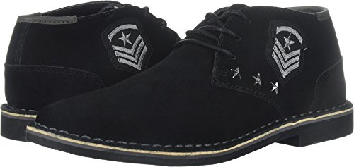 Kenneth Cole REACTION Men's Desert Sun Chukka Boot,Black Suede,12 M US by Kenneth Cole REACTION