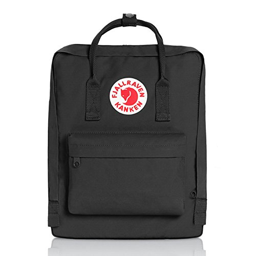 (Fjallraven - Kanken Classic Backpack for Everyday, Black)