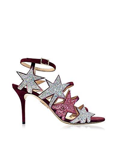 charlotte-olympia-womens-f164939601-burgundy-glitter-sandals