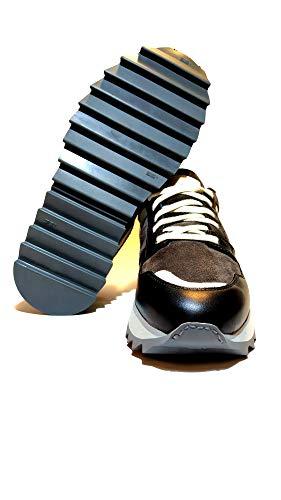Donna Santoni Sneaker Multicolor Sneaker Santoni wnqHfxg6pF
