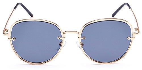 """PRIVÉ REVAUX """"The Escobar"""" Handcrafted Designer Aviator Sunglasses For Men & Women..."""