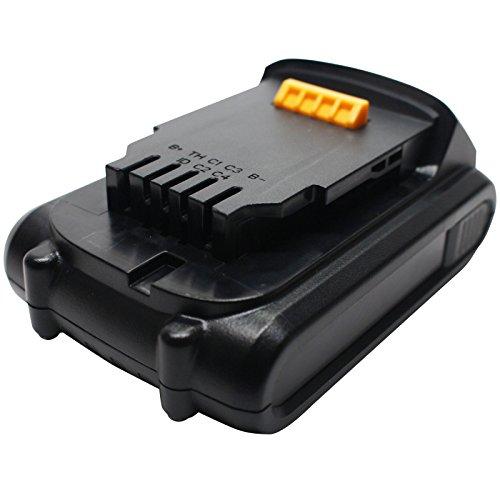 DeWALT DCF883L2 Battery Replacement - For DeWALT 20V MAX Power Tool Battery (1500mAh, Lithium-Ion) -  Upstart Battery, DE-20V-LION-15-DL58
