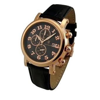 POLITI OROLOGI Herren Armbanduhr Chronograph OR3845