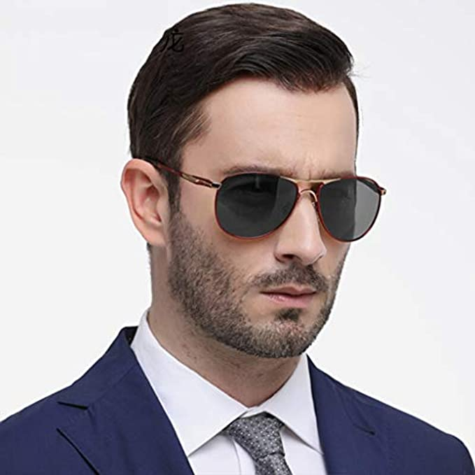 Guida Specchio Moda Occhiali Sole Polarizzati Hqcc Uv Rana D Sportivi colore Esterno Da Uomo