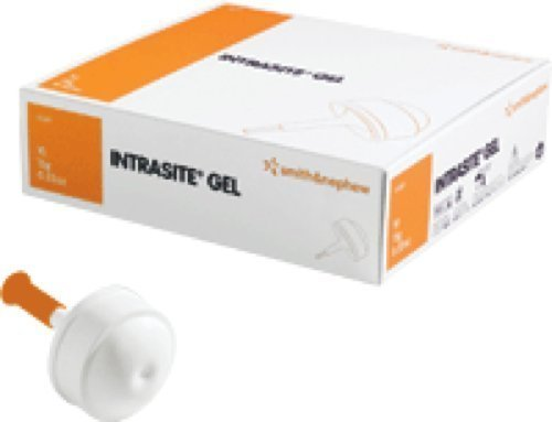 Smith & Nephew Intrasite Gel Amorphous Hydrogel Wound Dressing 25g Applipak, Sterile, Nonadherent, Contains Propylene Glycol (Box of 10 Each) by Smith & Nephew Corp