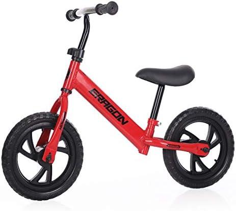 Xiao Tian Bicicleta Equilibrio Infantil Bicicleta, Rojo: Amazon.es: Deportes y aire libre