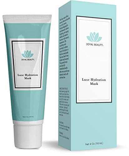 Best Hyaluronic Acid Gel Mask, Organic Hydration Mask with R
