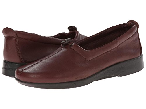Arcopedico Women's New Queen II Mocha Flat 38 (US Women's 7-7.5) M by Arcopedico