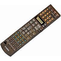 OEM Yamaha Remote Control: HTR6190, HTR-6190, RXV1800, RX-V1800, RXV1800BL, RX-V1800BL