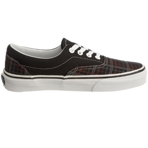 Vans, Sneaker donna TM PLAID SP10 Black/Chili Pepper 38.5 (5 UK)