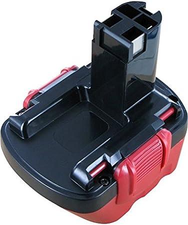 psr12ve Batterie pour Bosch psr 12ve-2 psr 12ve psr12ve2 NiMH//3000mah bat139