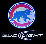 Desung New 24''x20'' Bud-Light Chicago-Sports Team Cub Neon Sign (Multiple Sizes Available) Man Cave Bar Pub Beer Handmade Neon Light FX104