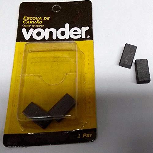 Escovas De Carvão Lixadeira De Parede Vonder/dwt LPV600 Vonder