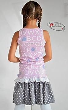 Mamasliebchen Jersey-Stoff t/ürkis Meterware ABC #Aqua 0,5 m x 1,5 m