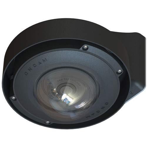 PELCO PE-EVO05NND Evolution EVO-05NND 5MP Outdoor Vandal-Resistant Dome IP Camera with Fisheye Lens (Black)