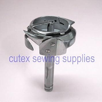 Rotary gancho para Brother lt2-b837, B838, ls2-b838 dos aguja máquina de coser Seiko: Amazon.es: Juguetes y juegos