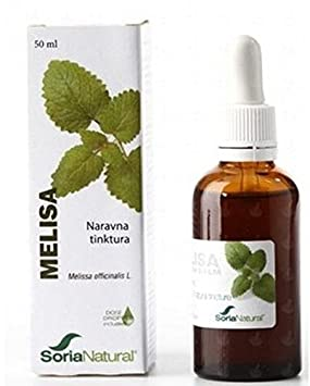 Soria Natural - Extracto De Melisa Soria Natural, 50 Ml: Amazon.es: Hogar