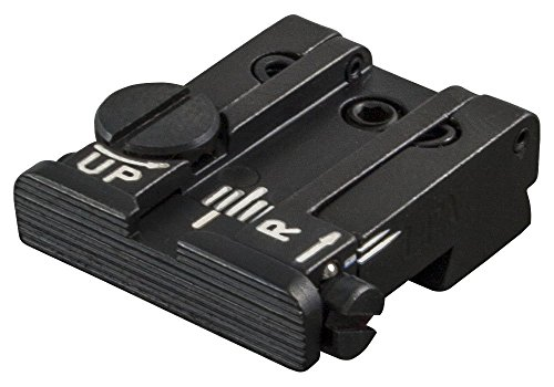 Browning High Power Black Serrated Rear Adjustable Sight ...