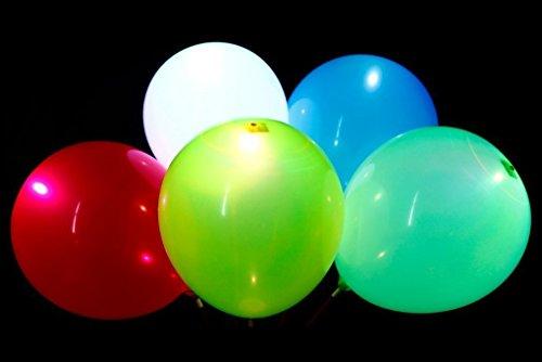 FuzzyGreen Balloons Birthday Decoration Color 10 product image
