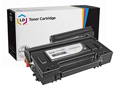 (LD Compatible Panasonic UG-5570 Black Toner for The Panafax UF-7200, UF-8200)