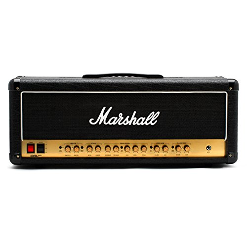 - Marshall Amps Guitar Amplifier Head (M-DSL100HR-U)