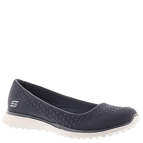 Skechers Damen Microburst-One up Sneaker Holzkohle