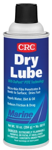 CRC Marine Dry Lube with PTFE Technology (10-Ounce) ()