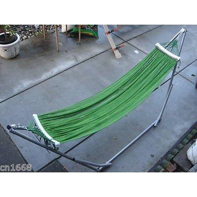 Indoor/outdoor BAN MAI Adult Hammock Swing Bed with Adjustable Medium Duty Metal Frame 72